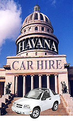 havana car hire .com - Cuba Car Rental Bookings